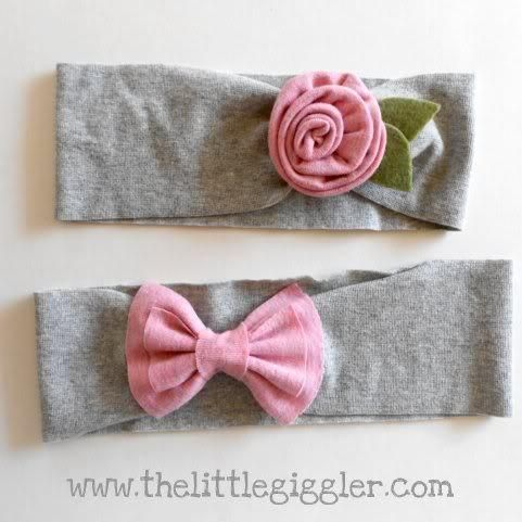 Diy Hair Accessories Diy Knit Rose Headband The Tutorial Diy