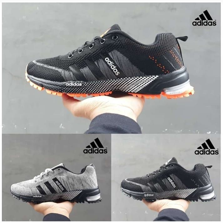 Adidas Marathon Premium Good Quality Size 40 44 Ph Wa 0811288774