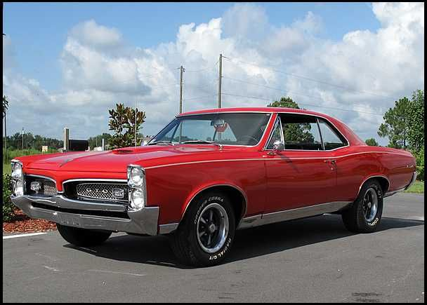 1967 Pontiac GTO 2-door Hardtop 400/400+ HP, 4-Speed presented as ...