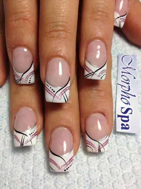 Fingernagel Design Nageldesign Herbst In