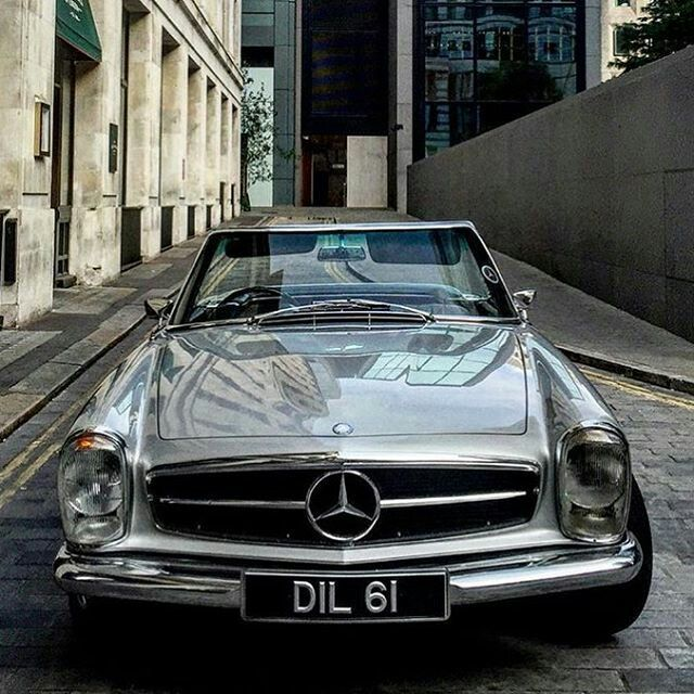 Mercedes Benz 250sl: Pin By Roy Dimaano On Vintage Cars
