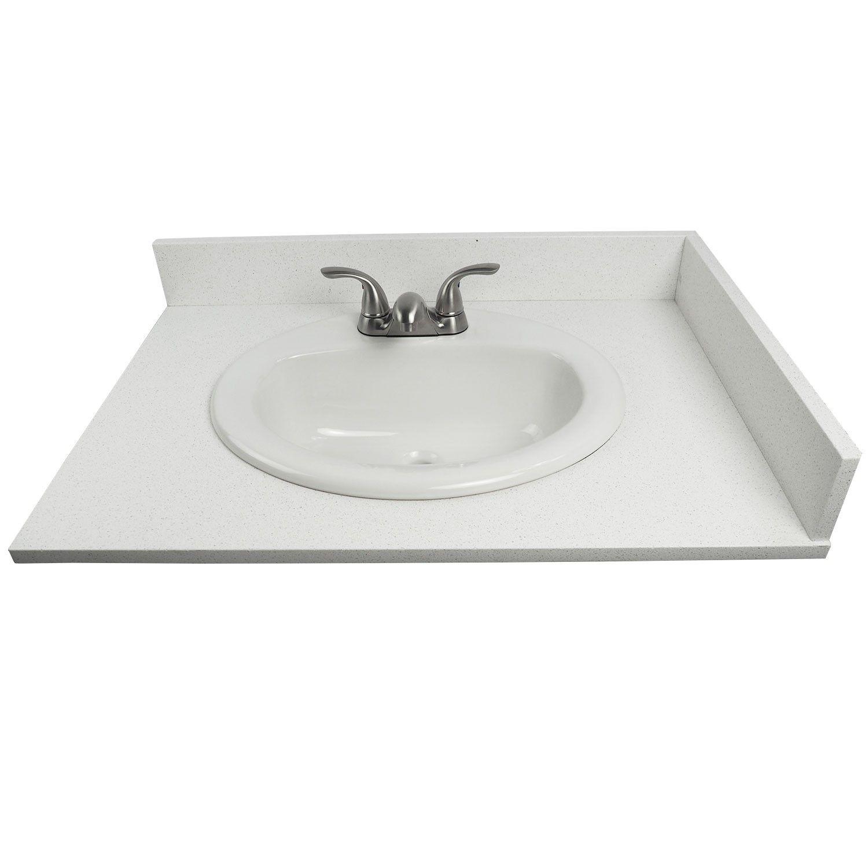 Bathroom Sinks 31 X 19 bathroom vanity tops 31 x 19 | ideas | pinterest | vanity tops