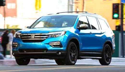 2020 Honda Pilot Changes Elite Hybrid Redesign