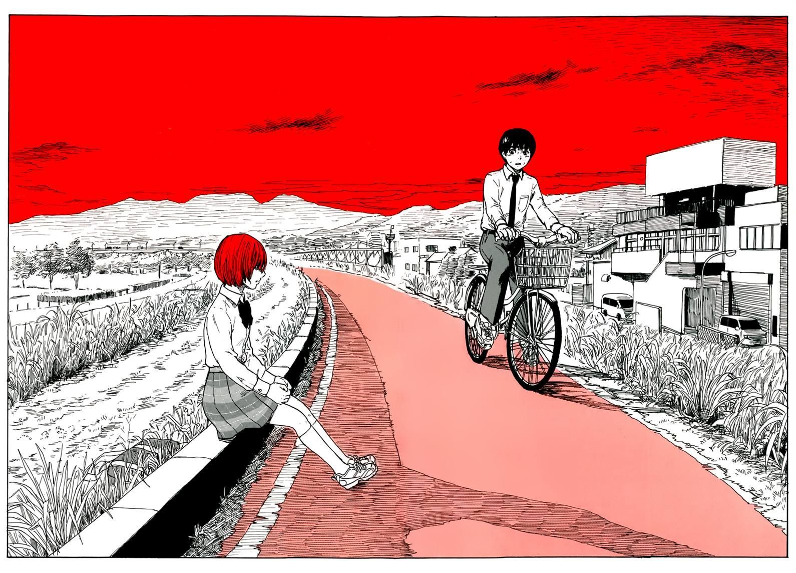 Aku No Hana 57 Read Aku No Hana Chapter 57 Online The