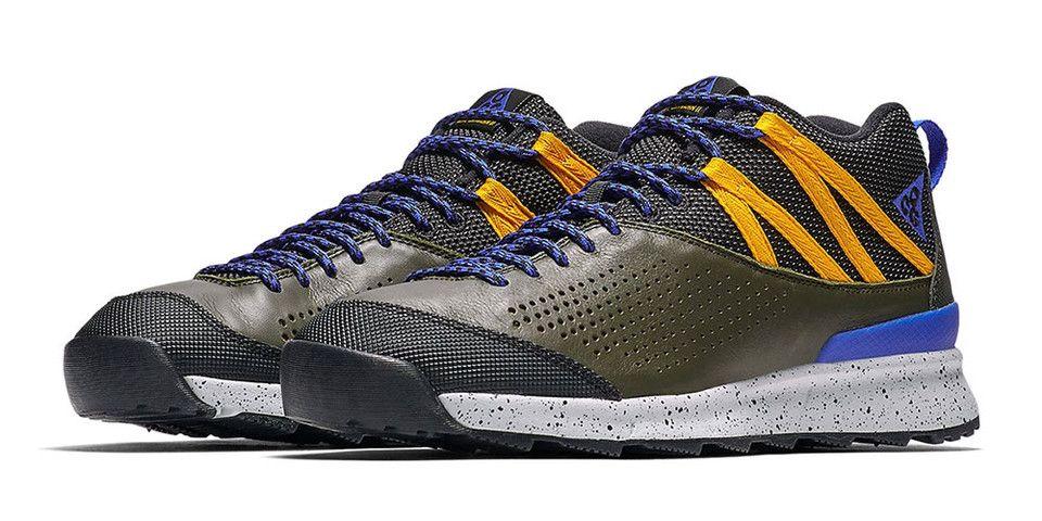 ganado enchufe Transparente  The Nike ACG Okwahn II Surfaces in