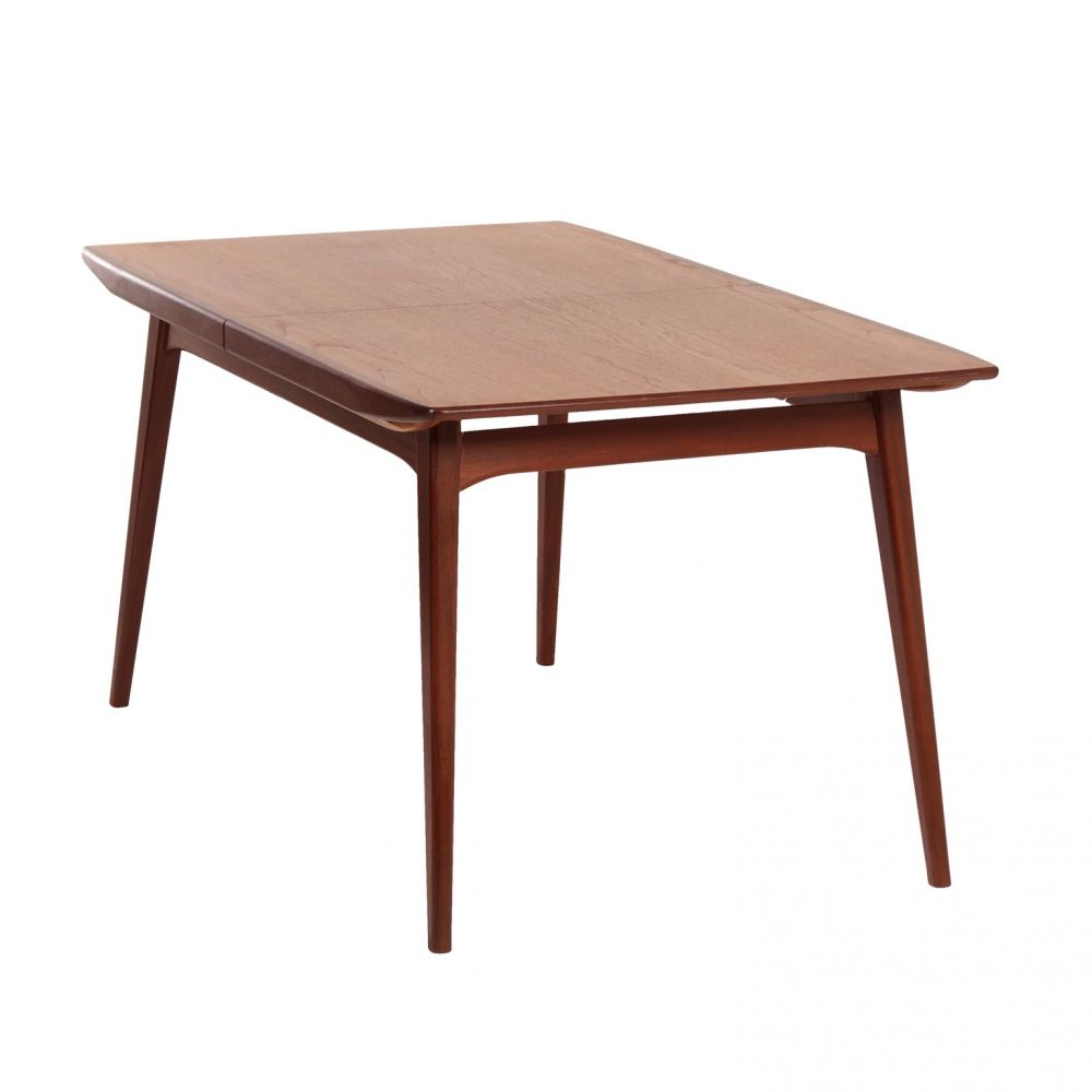 For Sale Teak Dining Table By Louis Van Teeffelen For Webe 1950s Keuken