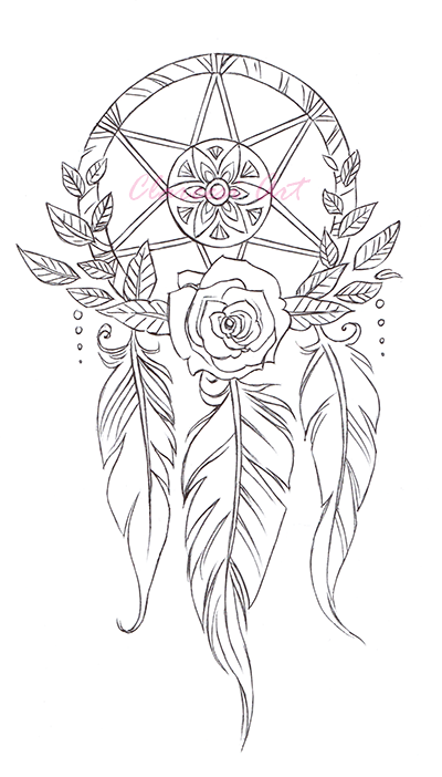 Dreamcatcher For Coloring Projects Set Of 3 On Etsy Dream Catcher Coloring Pages Mandala Coloring Pages Love Coloring Pages