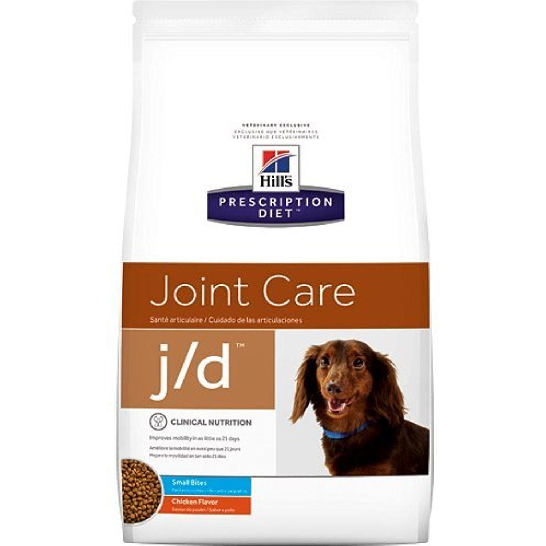 Hill's Prescription Diet j/d Small Bites Chicken Flavor