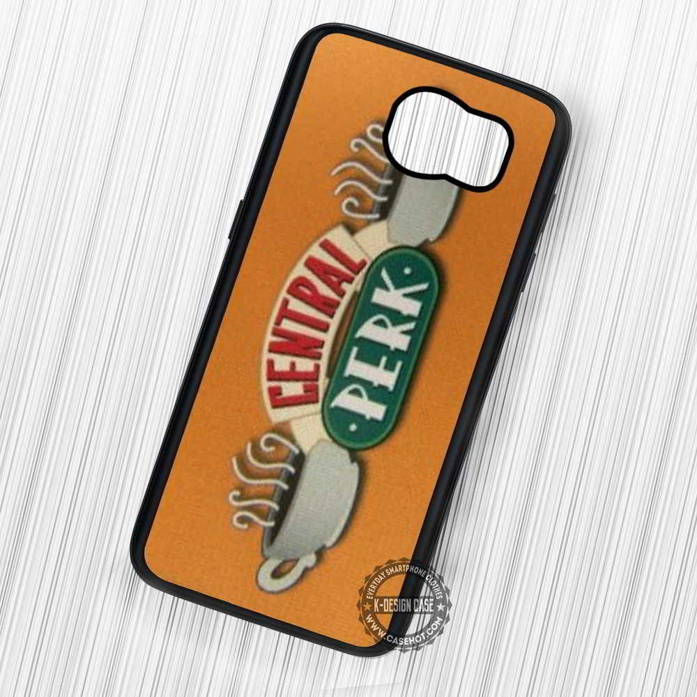 Friends Central Perk Logo Samsung Galaxy S7 S6 S5 Note 7