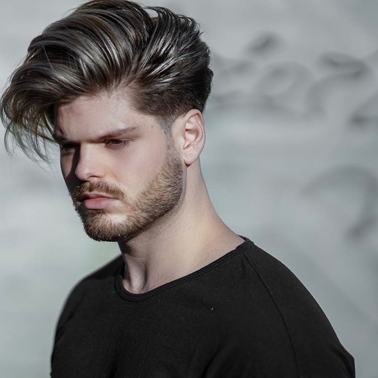 Awesome 60 Marvelous Mens Side Swept Hairstyles Neat And Sexy