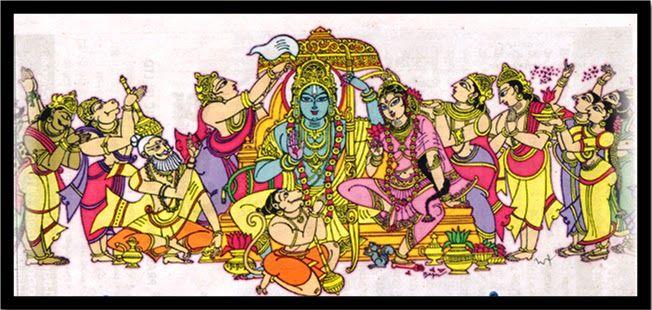Image result for God seetharama kalyanam