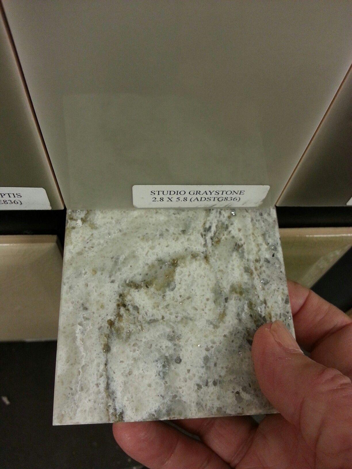 Studio Graystone subway tiles with Berwyn Cambria counters