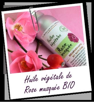 Huile Vegetale De Rose Musquee Du Chili Bio Aroma Herbs