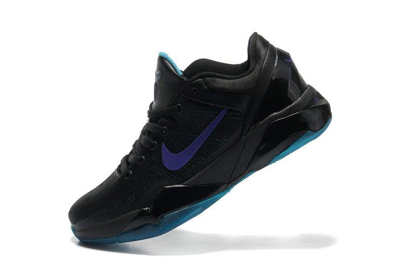 Nike Zoom Kobe VII Womens Supreme Dark Knight 488371 102