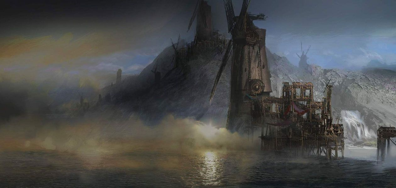 Artsy Fartsy Dark Souls Ii Concept Art: Demon's And Dark Solus