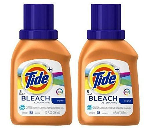 Tide Plus Bleach Alternative Liquid Laundry Detergent 5 Loads 10
