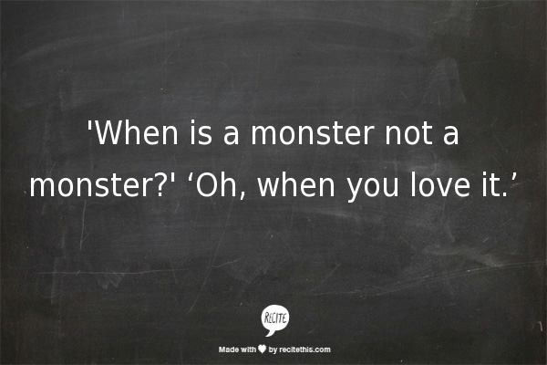 monster fear essay Category: essays research papers title: review of monsters are due on maple street.