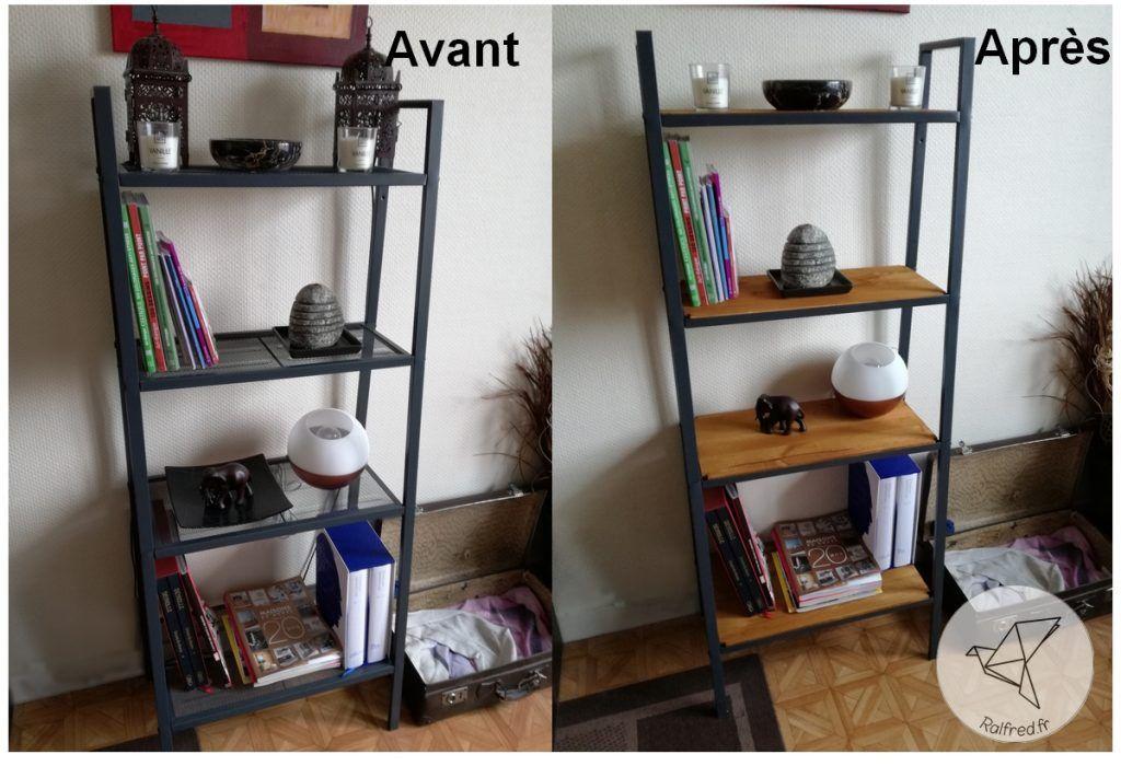 Transformation De L Etagere Lerberg De Chez Ikea Ikeahack
