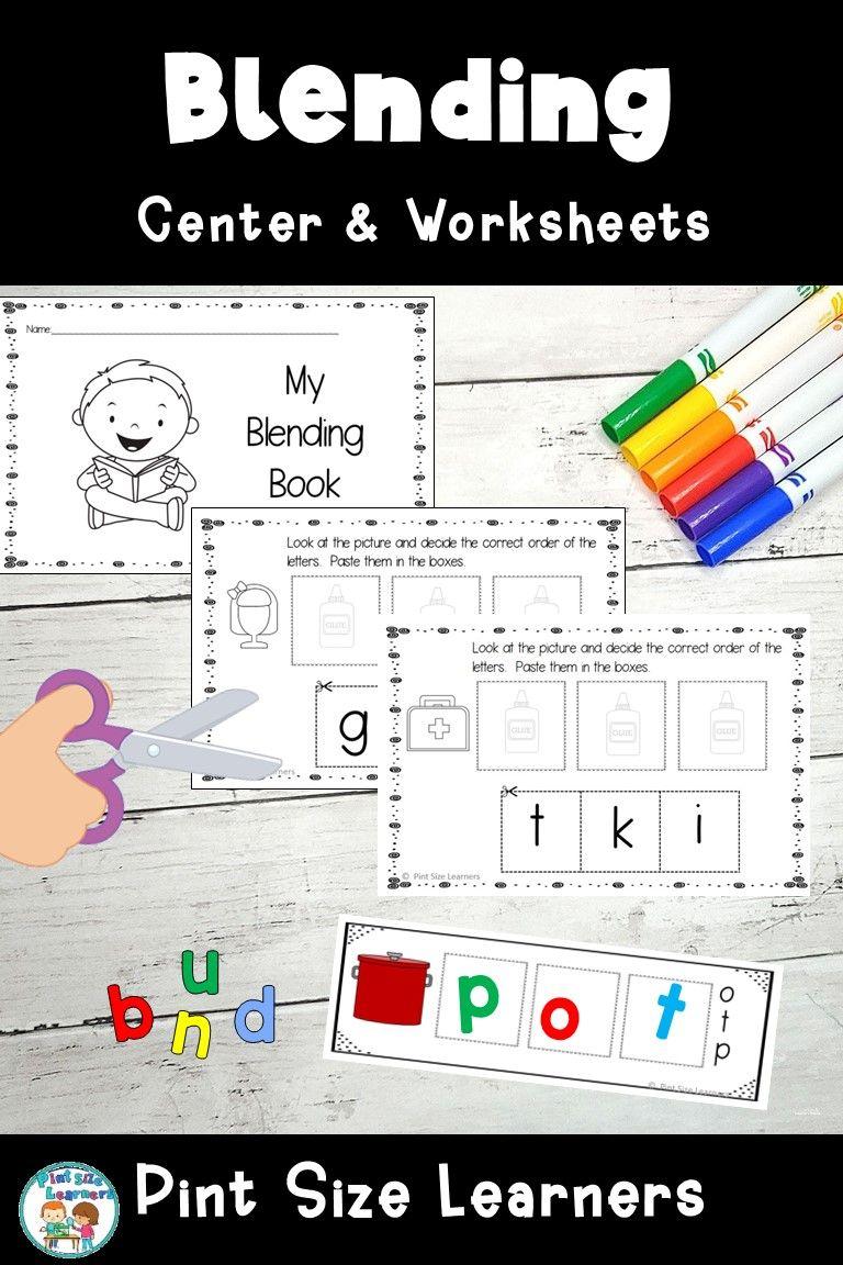 Your Kindergarten And Preschool Students Will Have Fun Blending The Sounds In Words With This R Cvc Words Kindergarten Cvc Word Practice Word Work Kindergarten [ 1152 x 768 Pixel ]