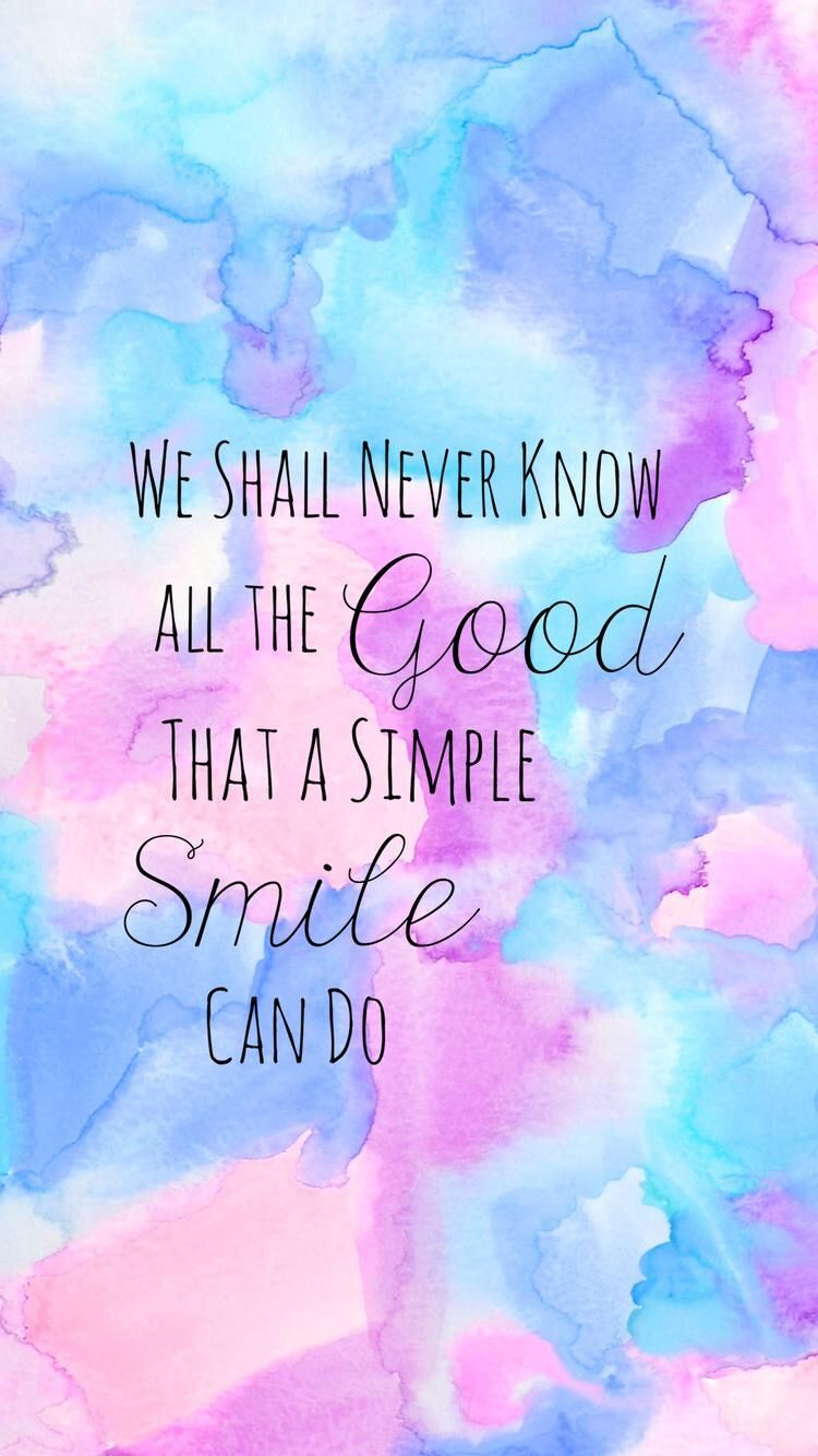 Smile its contagious Inspirational quotes, Pretty quotes