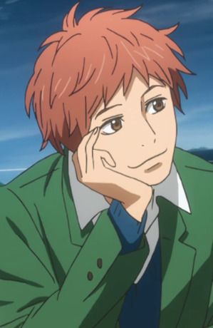 Hiroto Suwa Character Inspiration For Gabe S Personality Anime Orange Suwa Anime