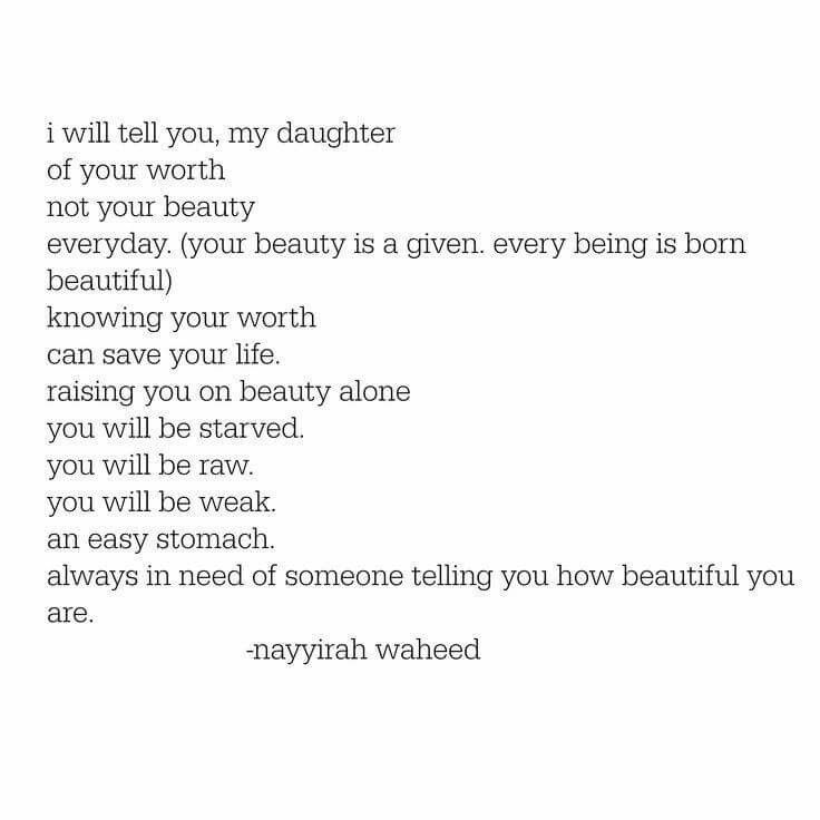 Image result for nayyirah waheed emotional nutrition