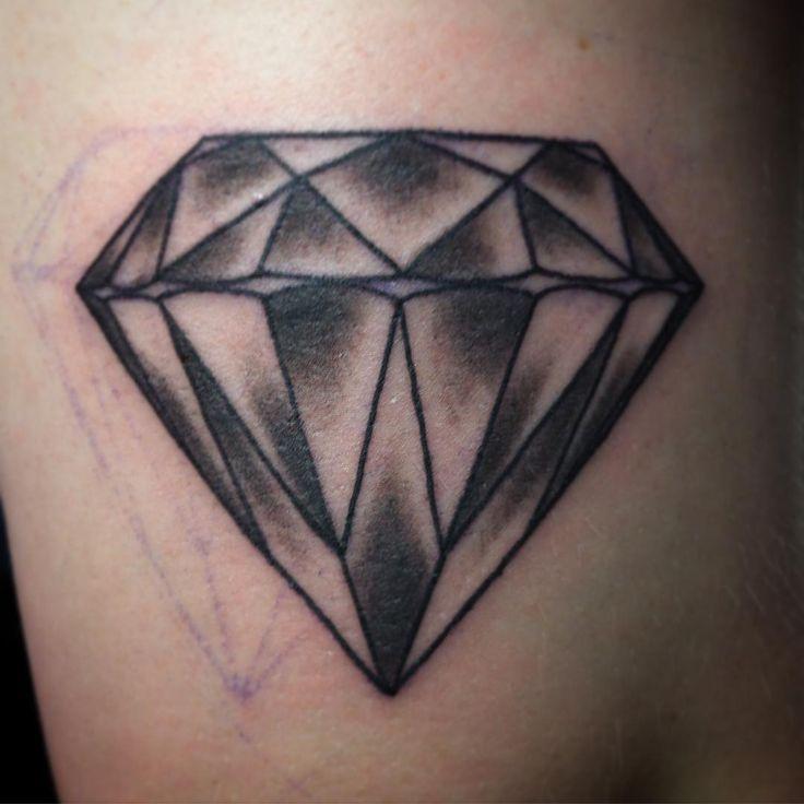 Ideas About Diamante Tatuagem On Pinterest Tatoo Diamante