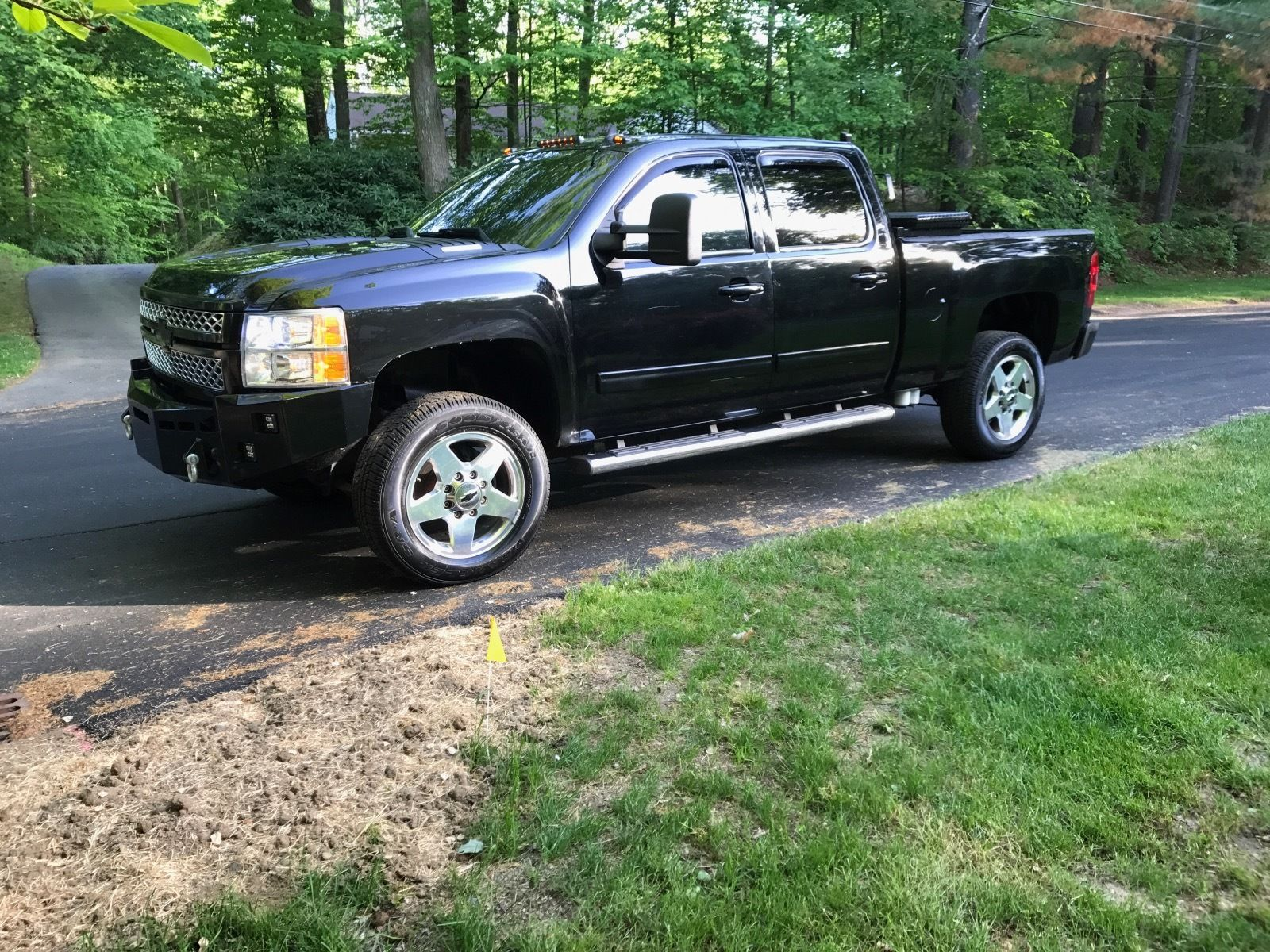 Drives like new 2011 chevrolet silverado 2500 ltz crew cab for sale