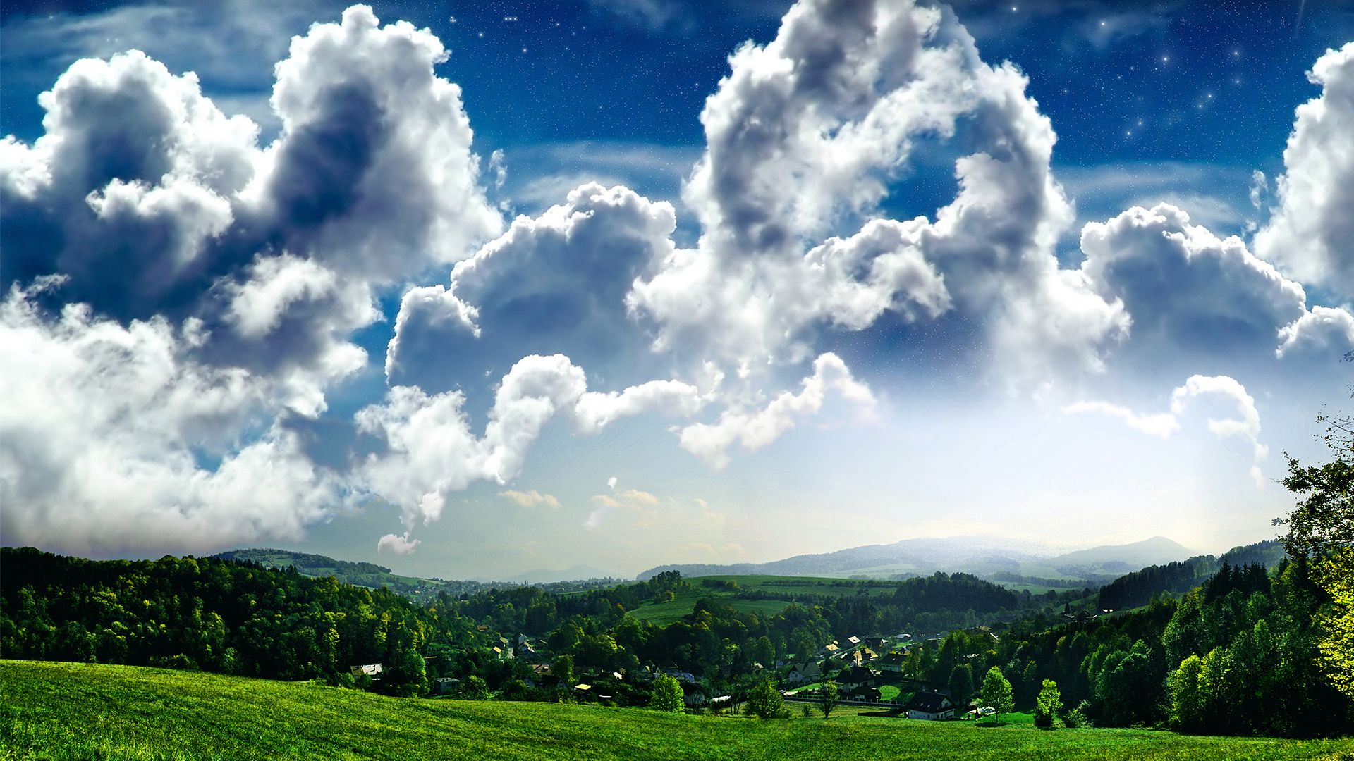 1366x768 Hd Wallpaper Beautiful Nature Pictures Clouds Beautiful Nature Wallpaper
