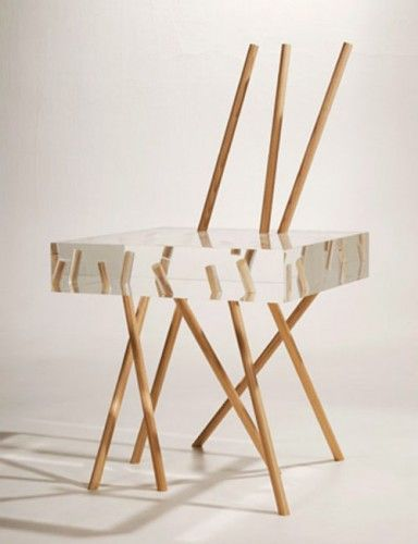 Contemporary Lucite Furniture Designers | Stylish Japanese Acrylic Chair  Furniture Design
