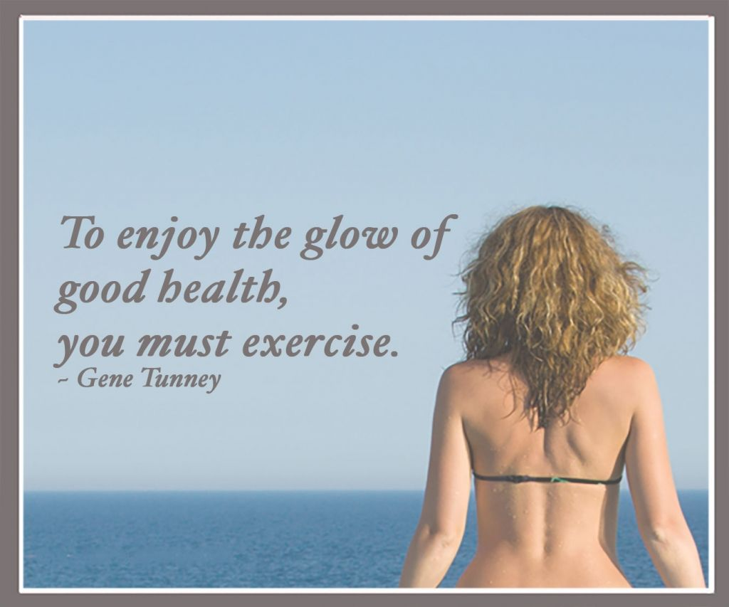The reason I exercise  is for the quality of life I enjoy.  ~ Kenneth H. Cooper