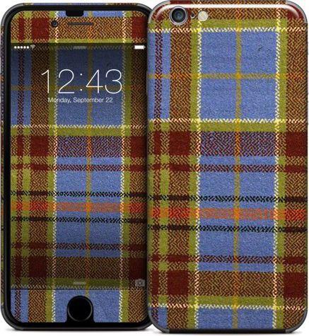 ADAM TARTAN iPhone Cases & Skins by griffinpassant | Nuvango