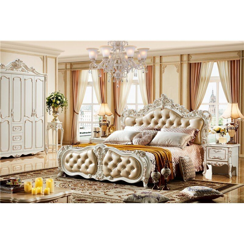 Italian Furniture Bedroom Set Dining Room High Quality Italian