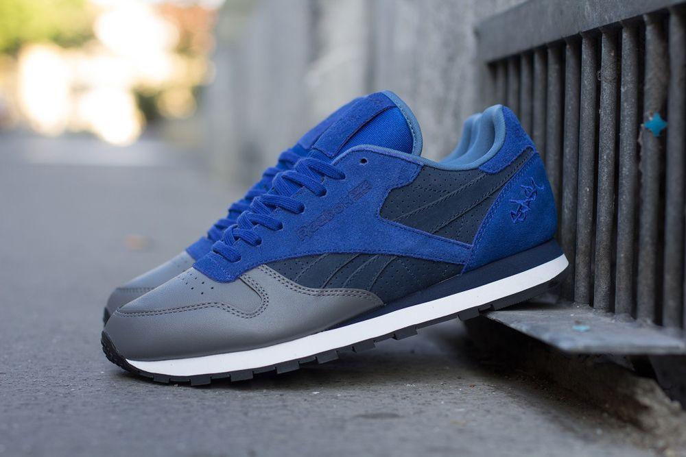Stash X Reebok Classic Leather Eu Kicks Sneaker Magazine Reebok Classic Sneakers Classic Leather