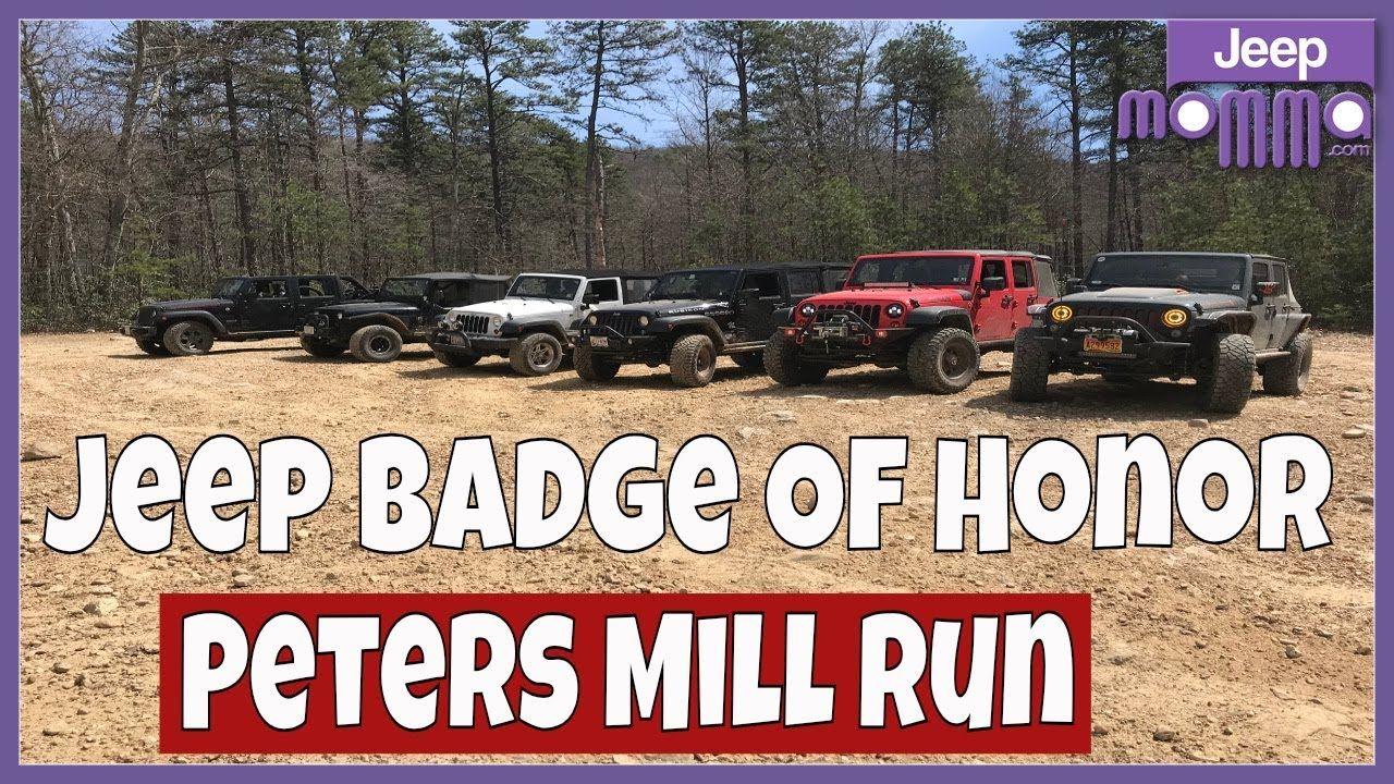 Hurricane Creek, NC first creek crossing - YouTube