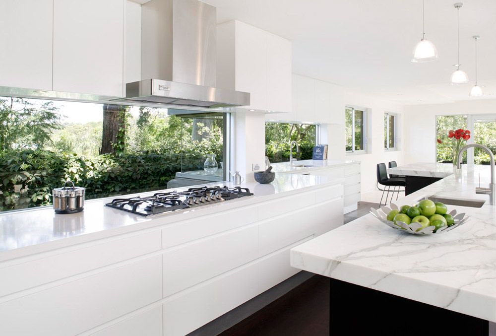 Modern Kitchen Oatley Art Of Kitchens 2188 Long Drawers