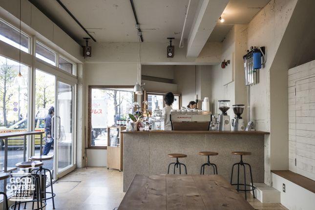 Glitch Coffee & Roasters - Kanda - Tokyo