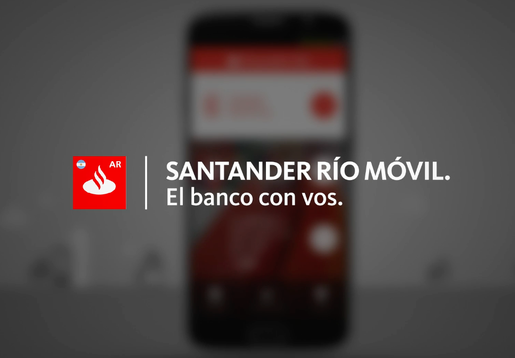 """Check out this Behance project """"Santander Río Video"""