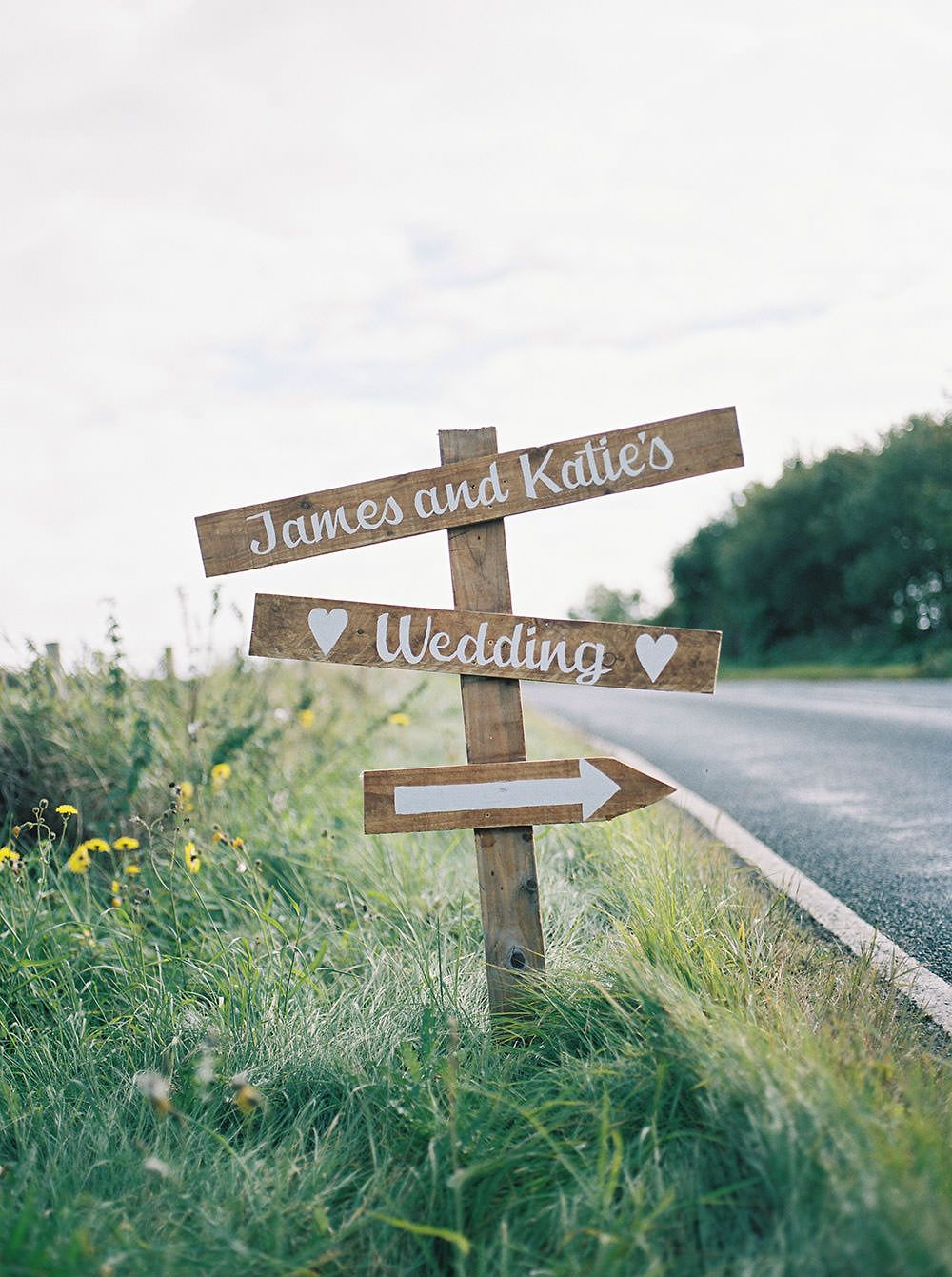 Wooden Wedding Signs For Outdoor Country Ideas