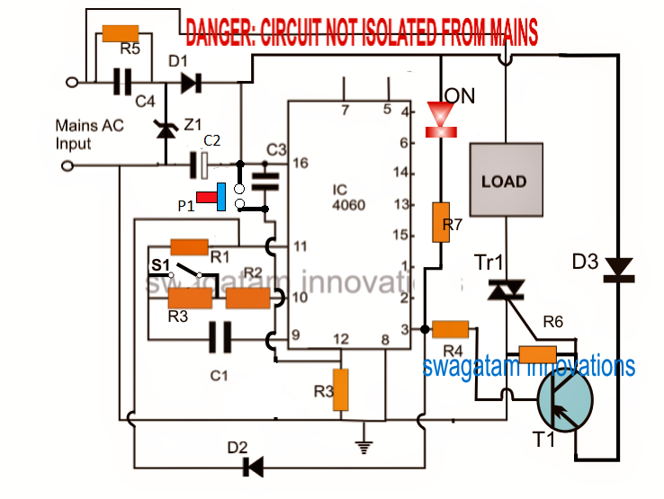 Make this Geyser Water Heater Timer with Automatic Switch OFF ... Olru Delay Timer Wiring Diagram on