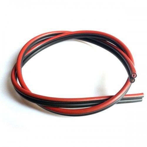 Cable Twin6 Section 2 X 6mm 5m Solaire Panneau Et Panneau Rigide