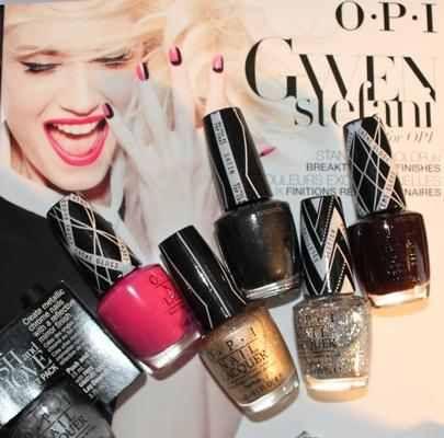 Gwen Stefani opi collection