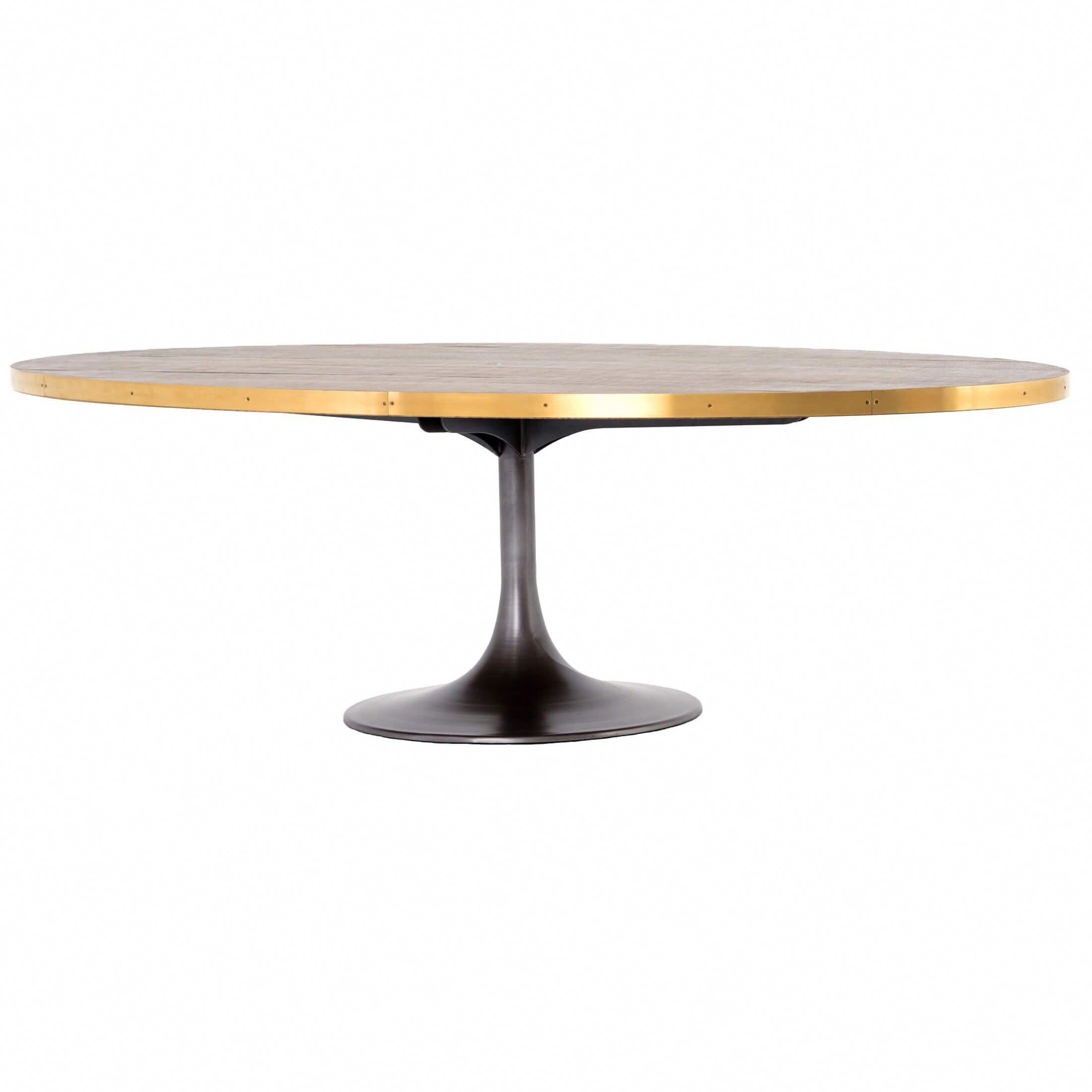 Evans Oval Dining Table Dining Tables Dining Furniture