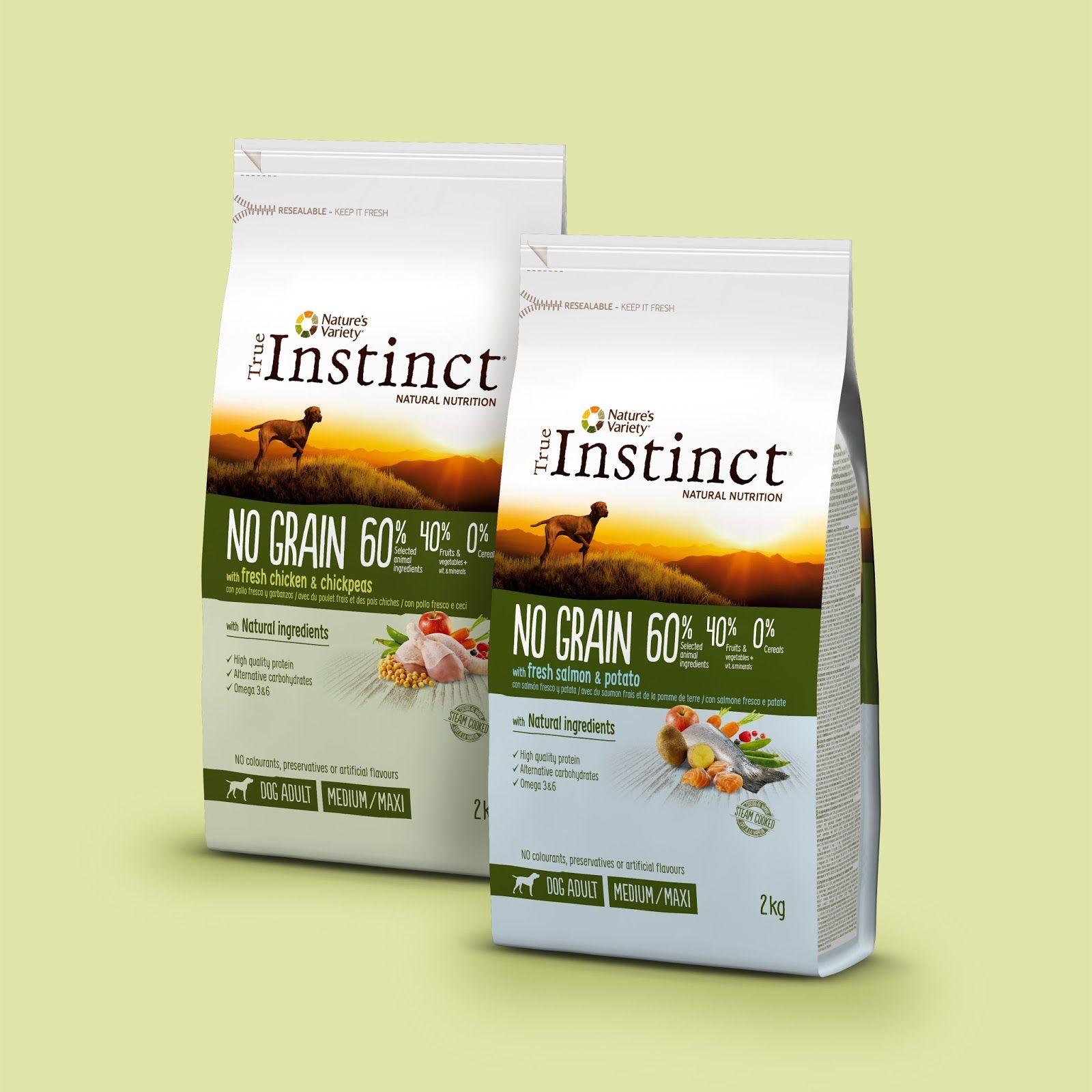 True Instinct Pet Food Food Animals Pet Food Packaging Food Packaging Design