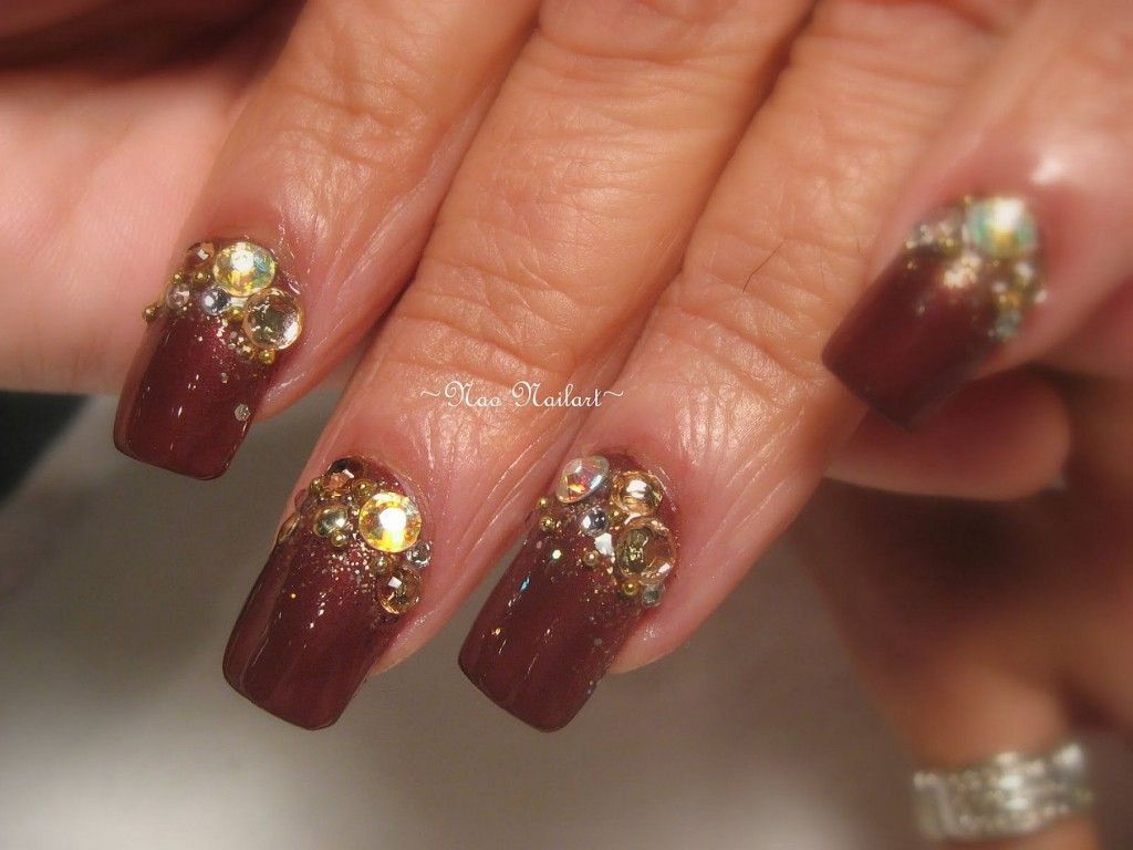 Nails Designs Brown - Nails have ended up being essential style devices for  ladies in today day globe. From the typic - 31 Best Brown Nails - Uñas Marrones Images On Pinterest Brown