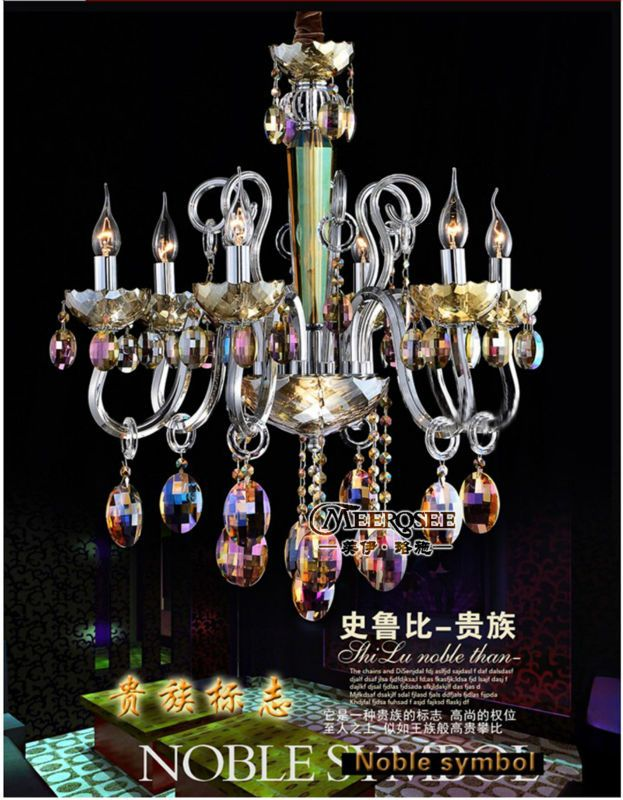 Luxurious High Quality Crystal Chandeliers Light Glass Lamp In Stock 439 00