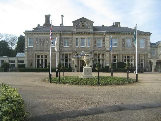 Down Hall Country House Hotel Castle A Perfect Venue For The Tea Weddings Best Wedding In Es
