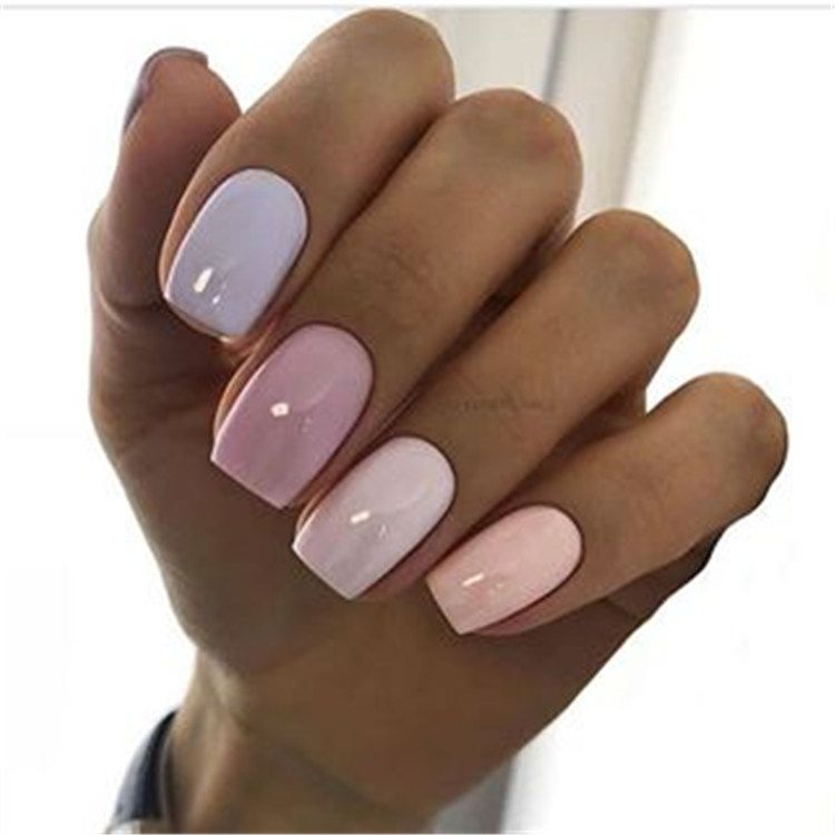 150 Simple And Cute Natural Acrylic Coffin Nails Design Page 130 Of 150 Inspiration Diary Fall Acrylic Nails Coffin Nails Designs Dream Nails