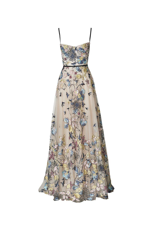 Bluebird Gown