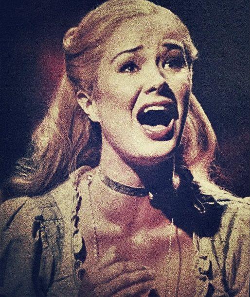 Sierra Boggess as Fantine Les Misérables Pinterest Sierra - sierra boggess resume